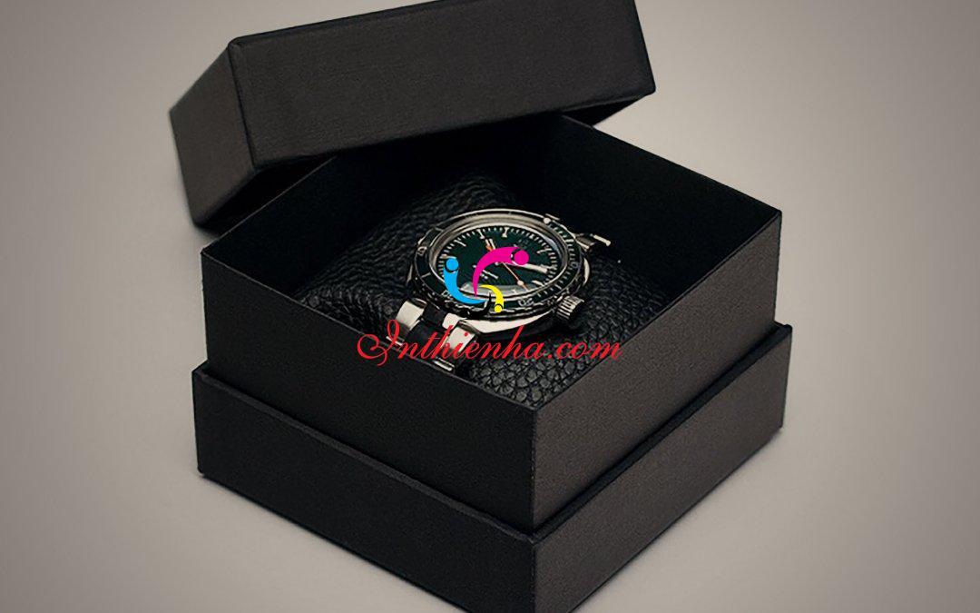 Đặc điểm của hộp giấy đựng đồng hồ