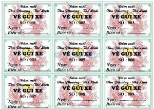 In vé xe, vé gửi xe khách giá rẻ tại Hà Nội lấy ngay mẫu mới đẹp nhất