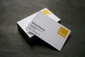 Các loại giấy dùng in card visit phổ biến nhất đạt tiêu chuẩn quốc tế
