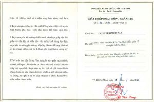 Địa chỉ in hóa đơn tin cậy tại Hà Nội - lấy ngay giá rẻ
