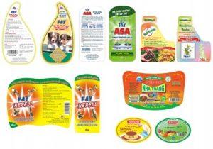In tem nhãn Decal, Sticker giá rẻ tại Ba Đình lấy ngay sau 10 phút