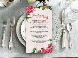 In menu thực đơn cỗ cưới đẹp theo yêu cầu giá rẻ lấy ngay tại Hà Nội