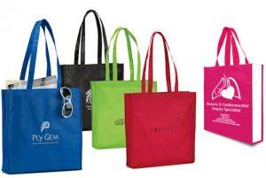 In túi vải không dệt giá rẻ số lượng ít lấy ngay tại tại Hà Nội theo yêu cầu