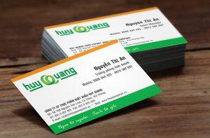 Làm card visit giá rẻ lấy ngay trong ngày tại Hà Nội - in mẫu PREE
