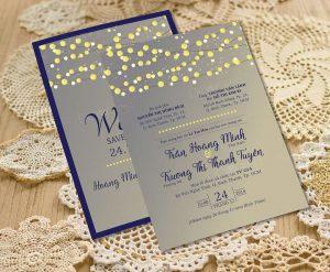 Top 299+ mẫu in thiệp cưới sang trọng,đẹp, độc lạ, giá rẻ Hút Hồn
