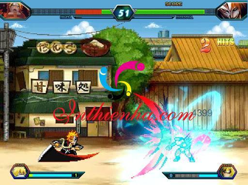 Chơi game Naruto vs Bleach 3.3