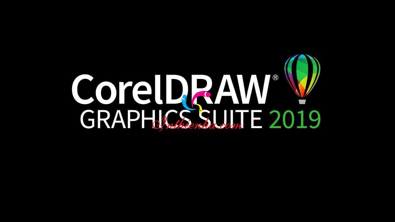Tải và cài đặt CorelDRAW 2019