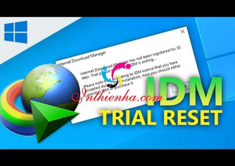 Tải IDM Trial Reset