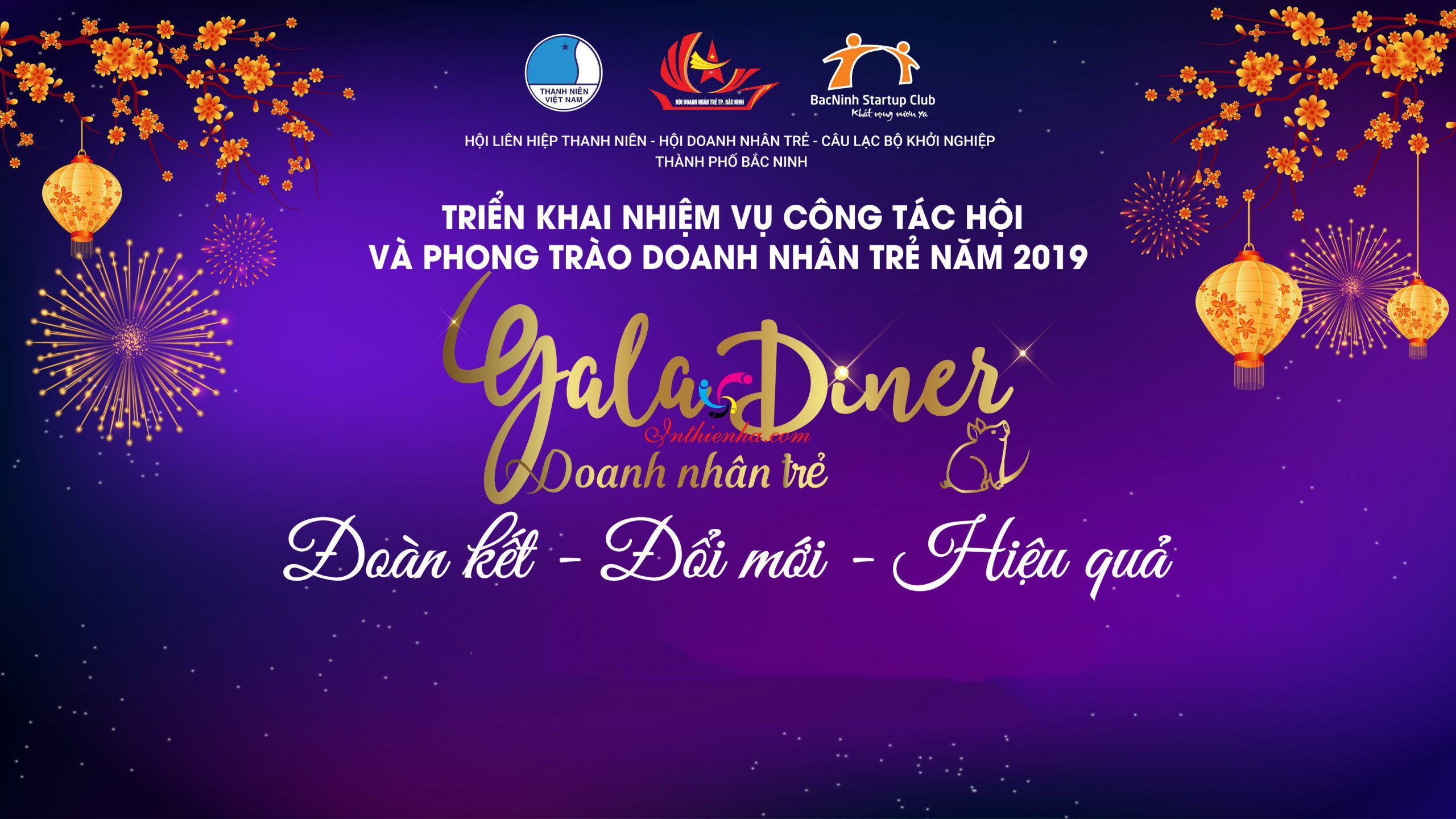 Link tải Mẫu Backdrop Phông Gala Dinner File Vector, PSD, PNG miễn phí