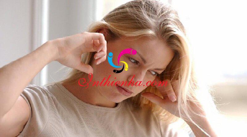 Ngứa tai trái ở Nam và nữ