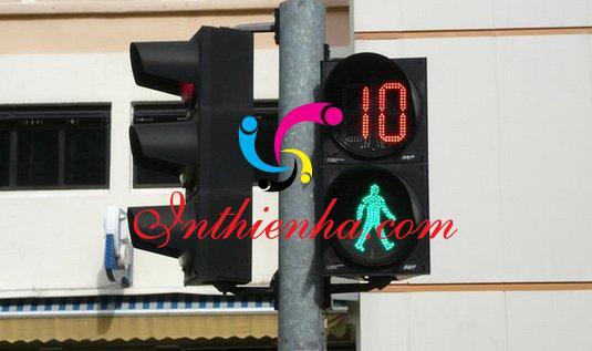 đèn giao thông vector