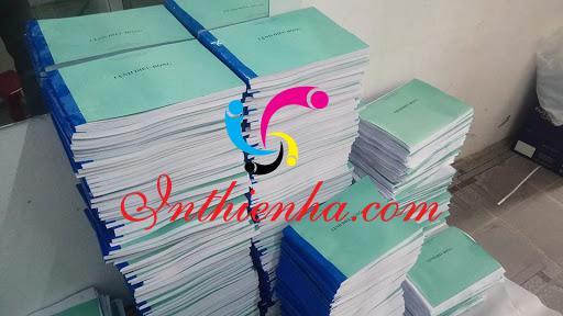 Quy cách in ấn và một số tài liệu phổ biến
