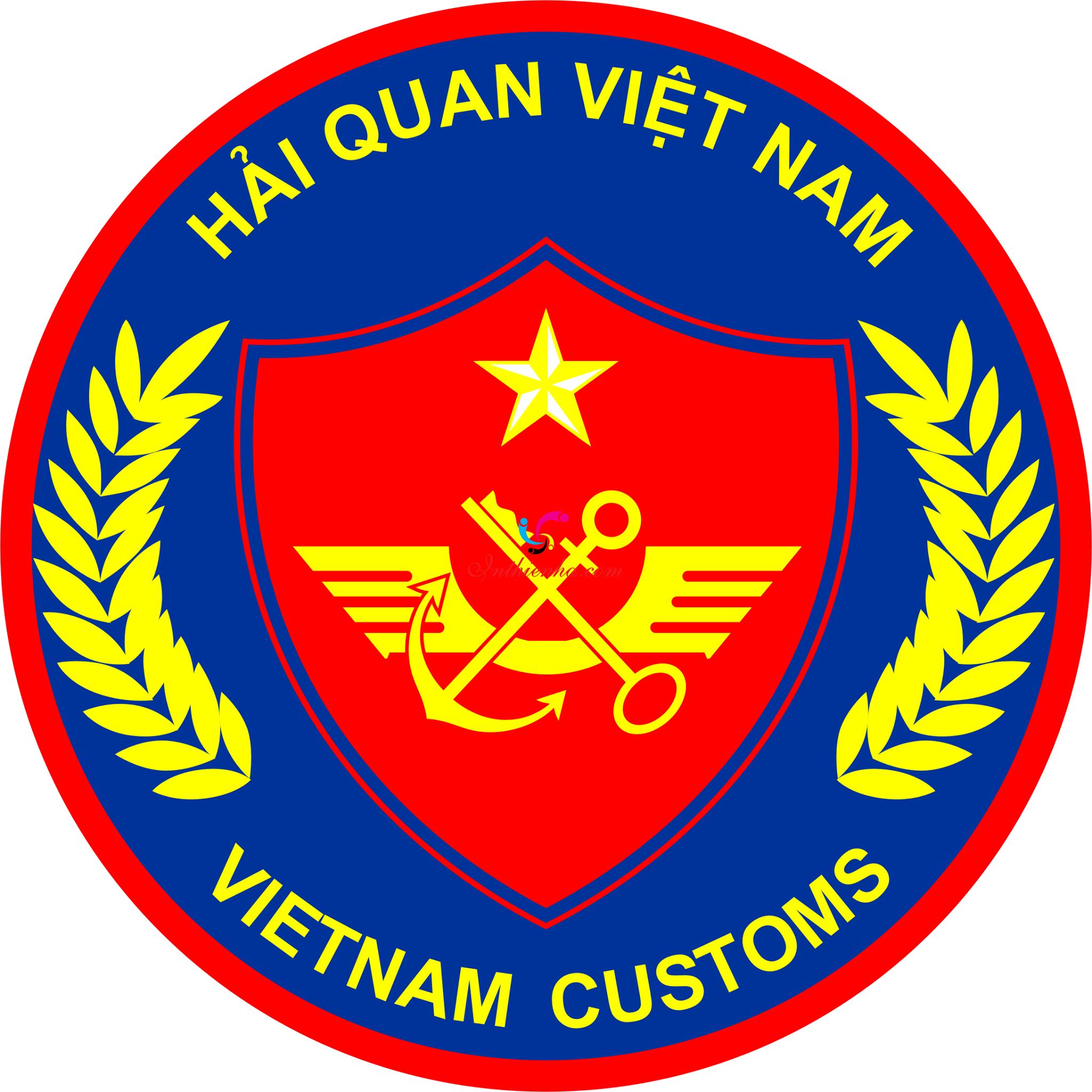Vector logo Hải Quan Việt Nam file CDR, PSD, PNG tải về miễn phí
