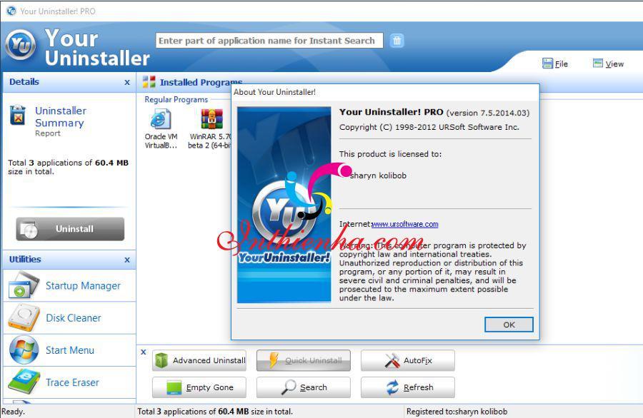 Download Your Uninstaller 7