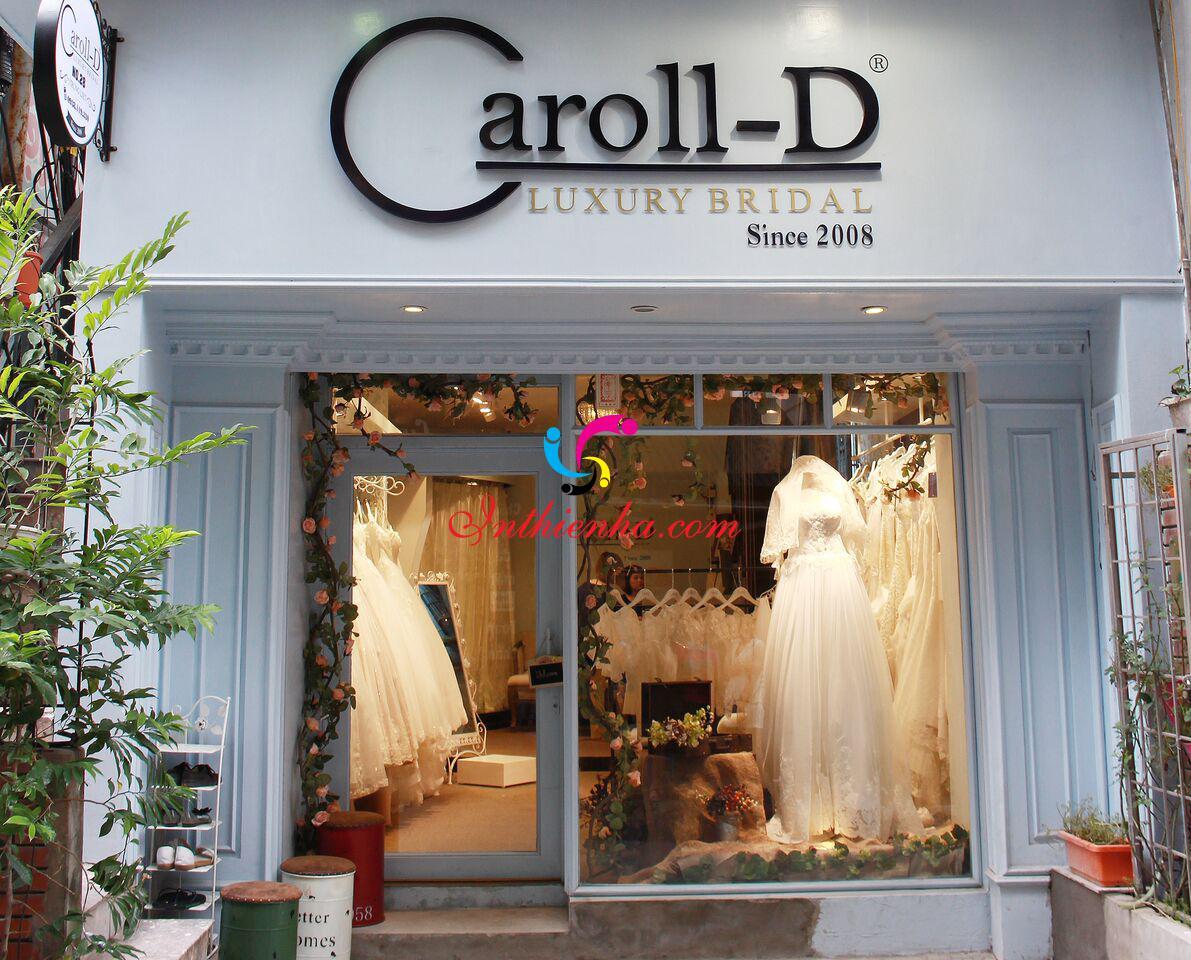 Mẫu biển quảng cáo ảnh viện áo cưới