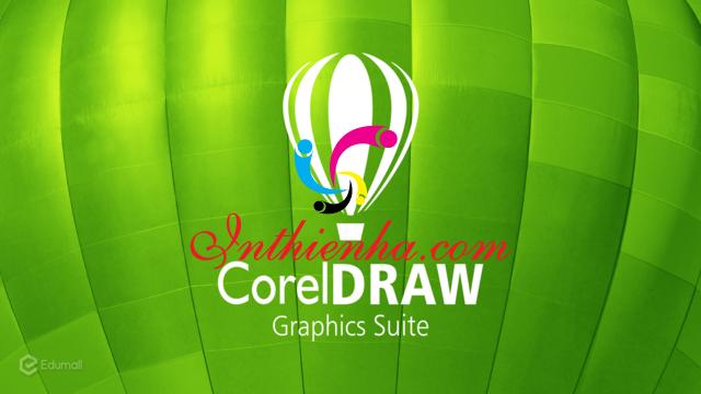 Cắt ghép ảnh bằng phần mềm Corel Draw đơn giản
