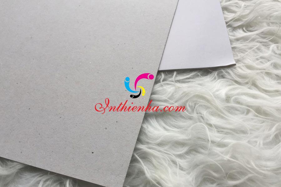 Đặc điểm và Phân loại giấy duplex