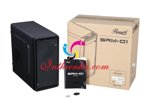 In Thùng carton đựng case máy tính