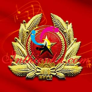 Logo quân đội nhân dân Việt Nam vector