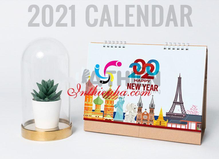 báo giá in lịch tết 2022