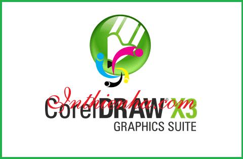 Tải CorelDRAW X3
